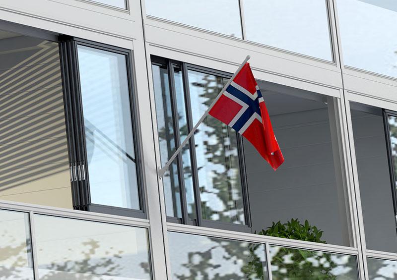 Flagbeslag